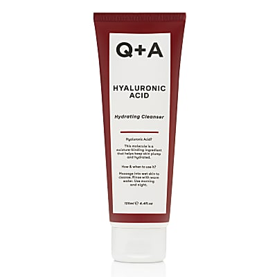 Q+A Hyaluronic Acid Hydrating Cleanser