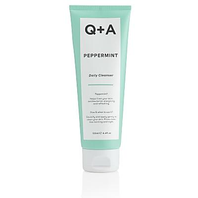 Q+A Peppermint Daily Wash