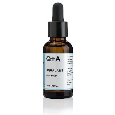 Q+A Squalane Facial Oil