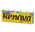 Renova Green 100% Recyclable Tissues - 10 pack
