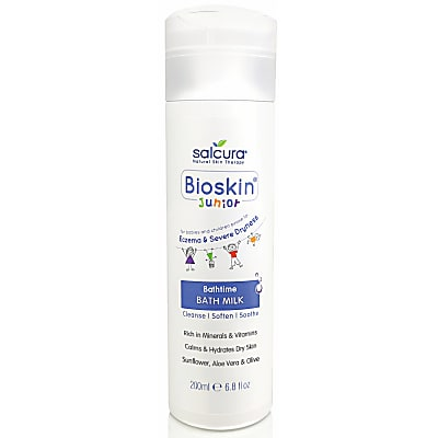 Salcura Bioskin Junior Bath Milk