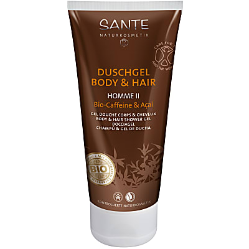 Sante Homme II Body & Hair Shower Gel