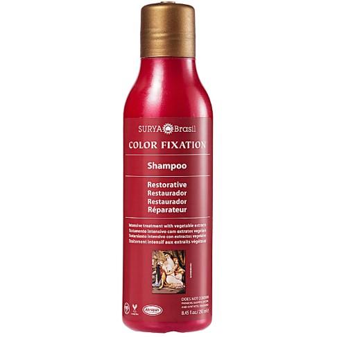 Surya Brasil Colour Fixation Restorative Shampoo