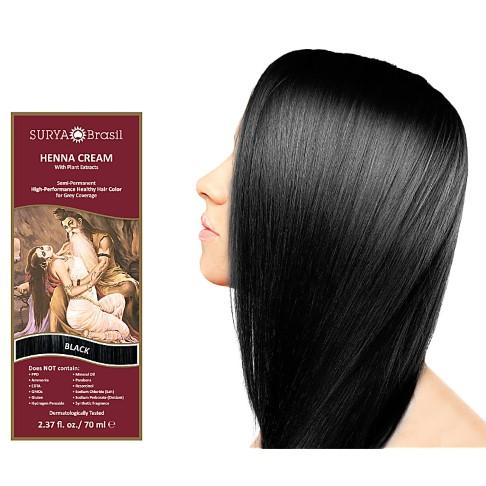 Surya Brasil Henna Cream - Black
