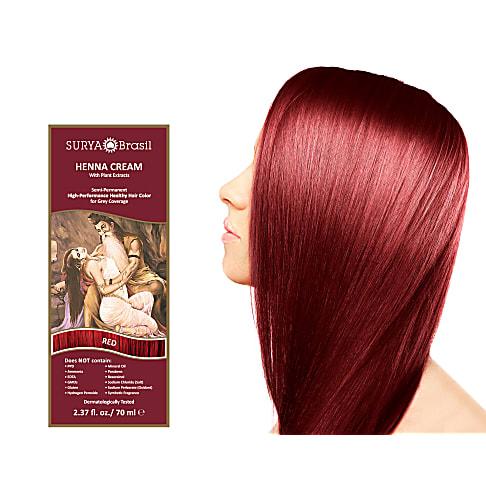 Surya Brasil Henna Cream - Red