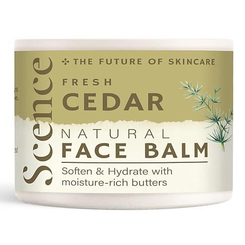 Scence Face Balm - Fresh Cedar