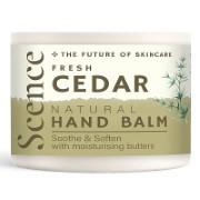 Scence Jojoba Hand Balm - Cedar Fresh