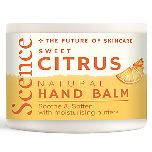 Scence Jojoba Hand Balm - Summer Citrus