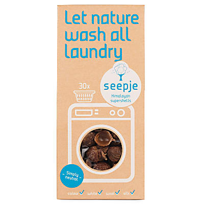 Seepje Laundry Himalayan Supershells - Simply Neutral