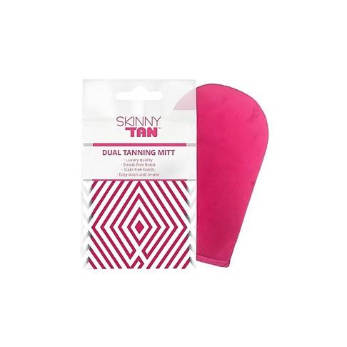 Skinny Tan Dual Tanning Mitt Pink