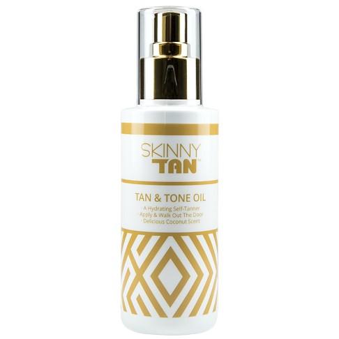 Skinny Tan, Tan and Tone Oil