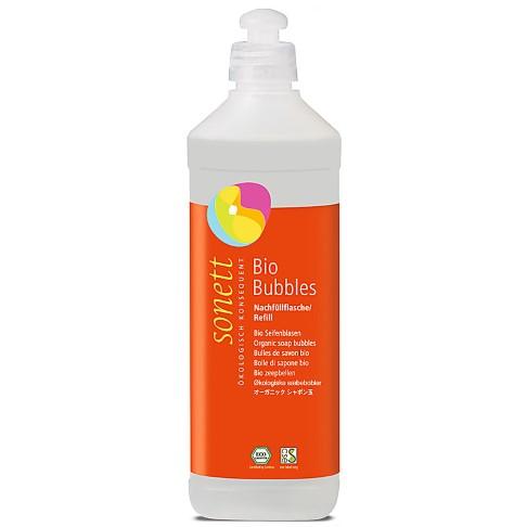Sonett Bio Bubbles - Organic Soap Bubbles Refill