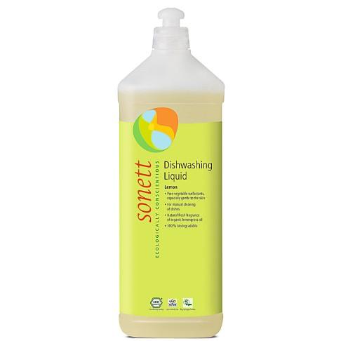 Sonett Lemon Dishwashing Liquid - 1L