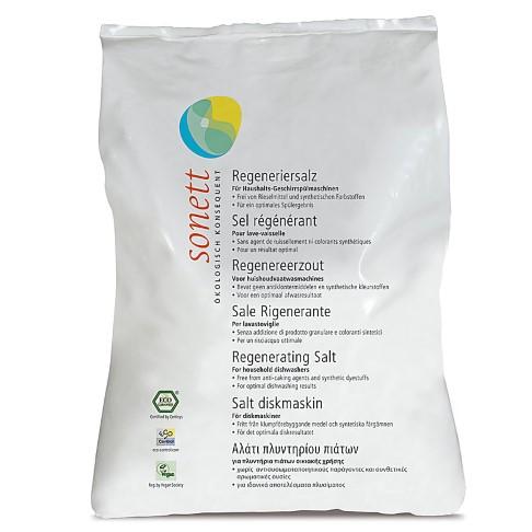 Sonett Regenerating Dishwasher Salt
