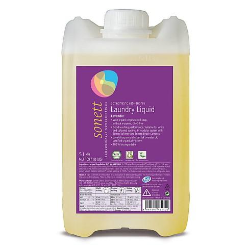 Sonett Laundry Lavender Liquid - 5L