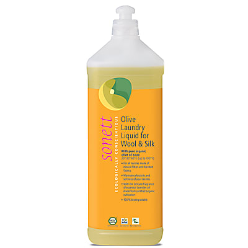 Sonett Olive Laundry Liquid for Wool & Silk - 1L