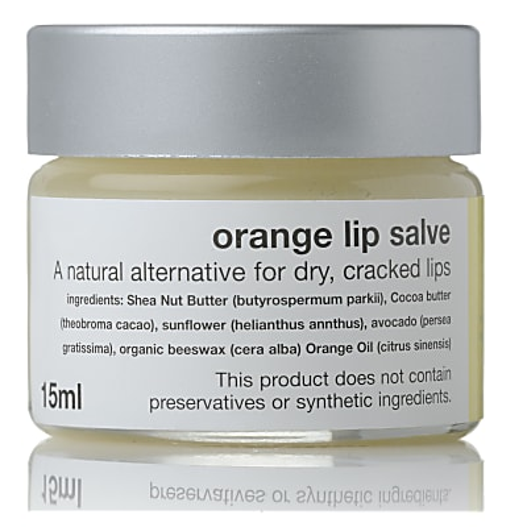 Simply Soaps Orange Lip Balm