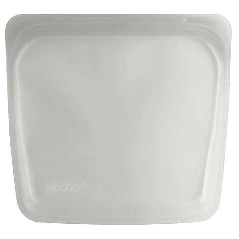 Stasher Bag Clear 18 x 19 cm