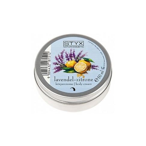 STYX Body Cream with Lavender & Lemon 50ml
