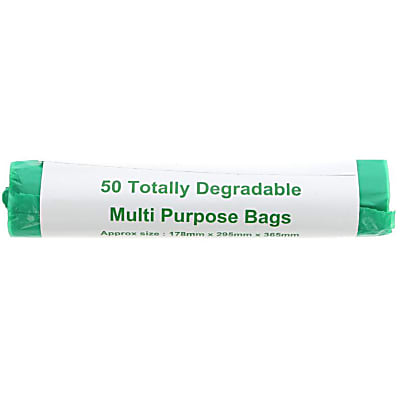 D2W Biodegradable Waste Bags