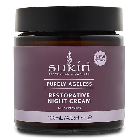 Sukin Purely Ageless Restorative Night Cream