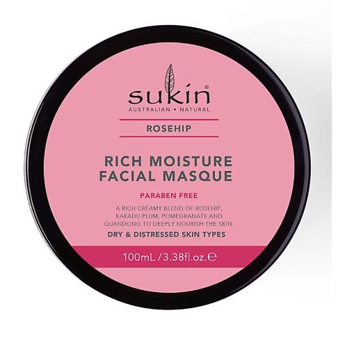 Sukin Rosehip Rich Moisture Facial Masque