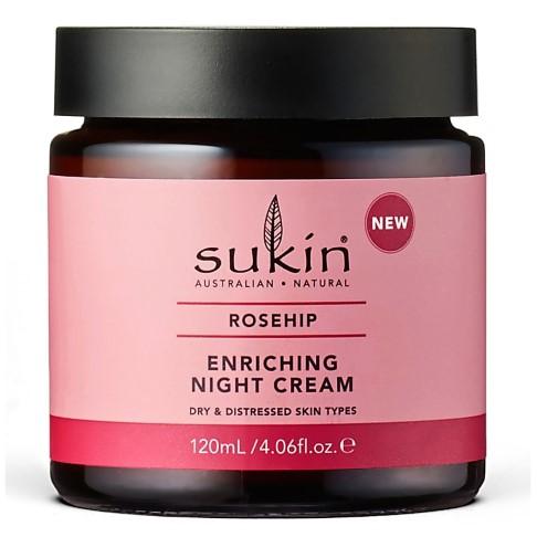 Sukin Rosehip Enriching Night Cream