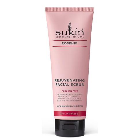 Sukin Rosehip Rejuvinating Facial Scrub