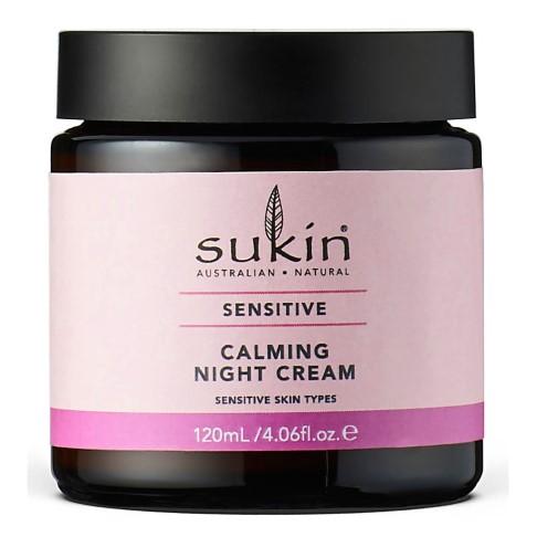 Sukin Sensitive Calming Night Cream