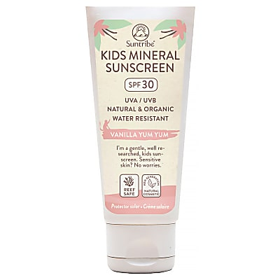 Suntribe All Natural Mineral Sunscreen Kids -  SPF 30