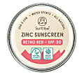 Suntribe Mini Face & Sport - Retro Red SPF 30 - 10g