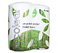 Ecoleaf Toilet Roll: 100% Recycled Toilet Paper, 4 Rolls