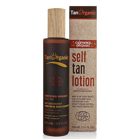 TanOrganic Certified Organic Self-Tan