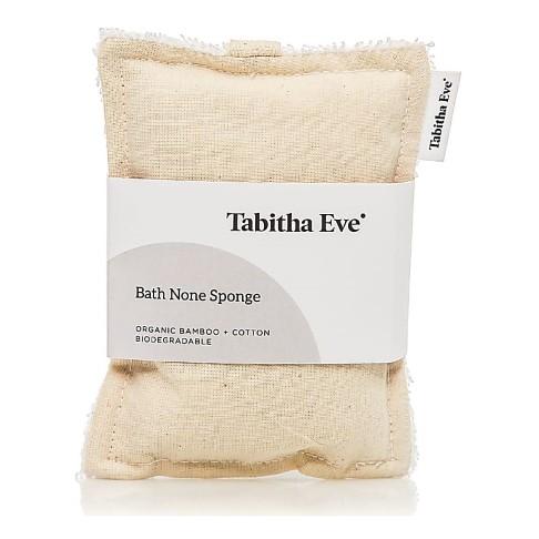Tabitha Eve Bath None Sponge - Unbleached Cotton