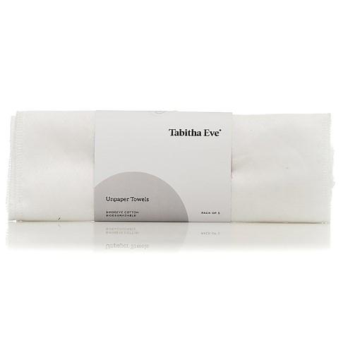Tabitha Eve 100% Cotton Unpaper Towels