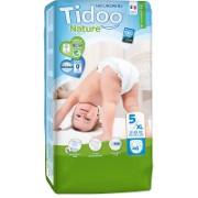Tidoo Nature Nappies - Junior Size 5 (12-25kg)