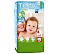Tidoo Nature Nappies - Maxi Size 4 (7-18kg)
