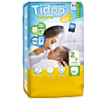 Tidoo Nature Nappies - Newborn 2 (3-6kg)