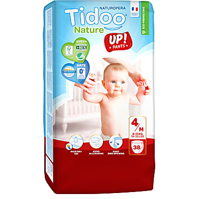 Tidoo Stand Up Training Pants - Maxi Size 4 (8-15kg)
