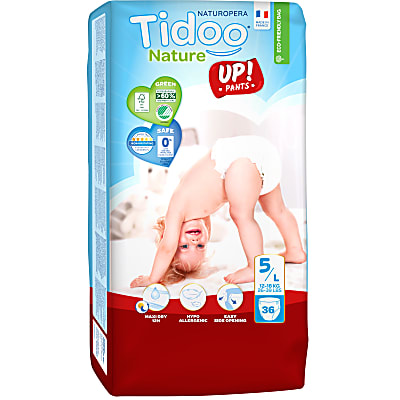 Tidoo Stand Up Training Pants - Junior Size 5 (12-18kg)