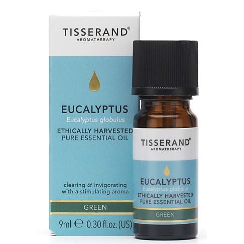 Tisserand Eucalyptus Ethically Harvested Essential Oil 9ml