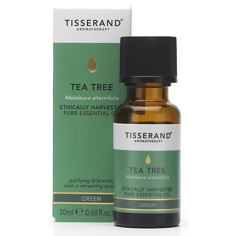 Tisserand Tea Tree Ethically Harvested Essential Oil 20ml