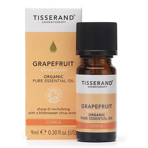 Tisserand Grapefruit Organic Essential Oil 9ml