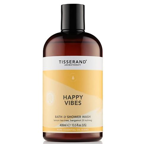 Tisserand Happy Vibes, Bath & Shower Wash