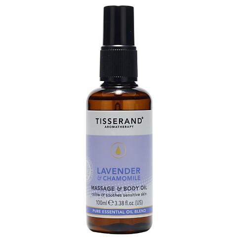 Tisserand Lavender & Chamomile Massage & Body Oil