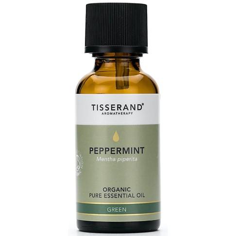 Tisserand Organic Peppermint Essential Oil 30ml