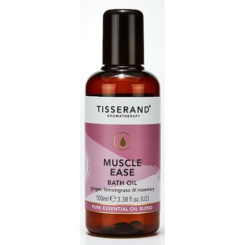 Tisserand Muscle Ease Bath Oil