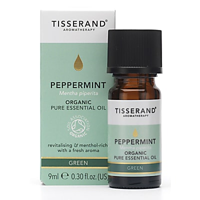 Tisserand Peppermint Organic Essential Oil 9ml