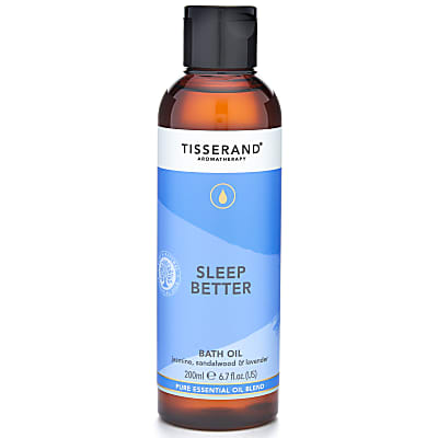 Tisserand Sleep Better Bath Oil 200ml