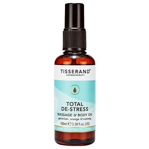 Tisserand Total De-Stress Body Oil
